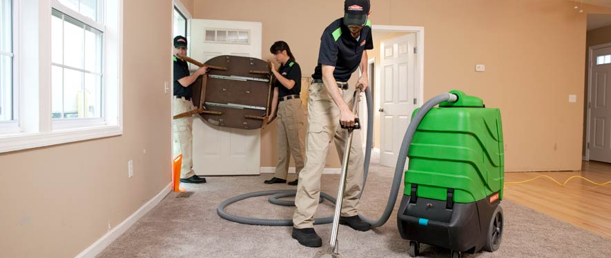 Sun City, AZ residential restoration cleaning